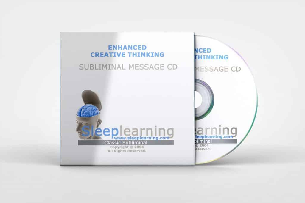 Enhanced Creative Thinking