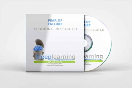 fear-of-failure-cd