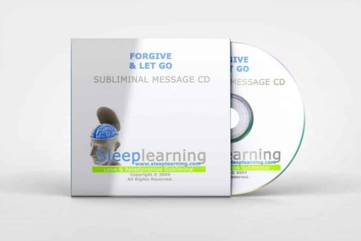 forgive-and-let-go-cd