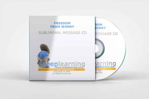 freedom-from-worry-cd