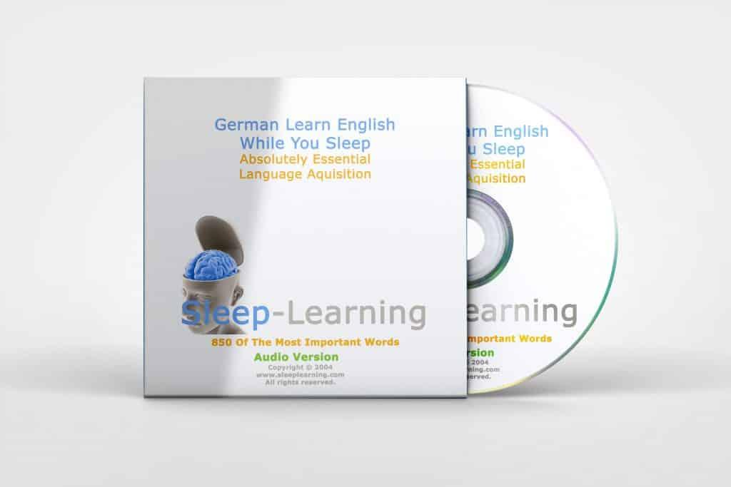 German Learn English While You Sleep