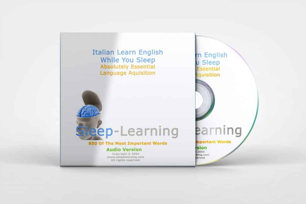 English In Italian: Italian Learn English While You Sleep
