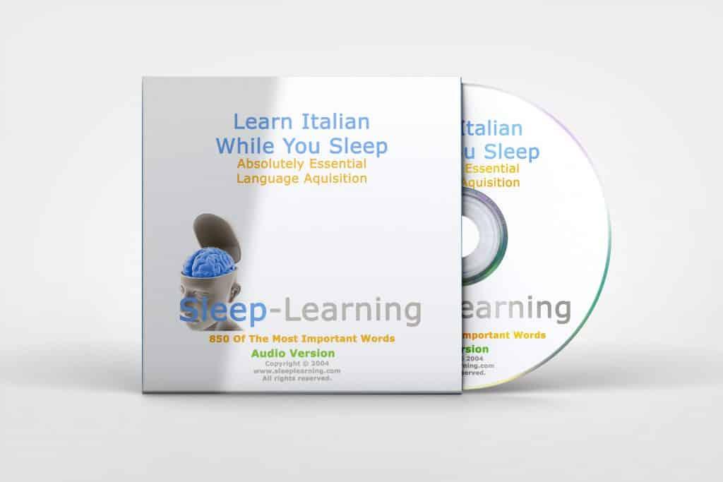 Learn Italian While You Sleep