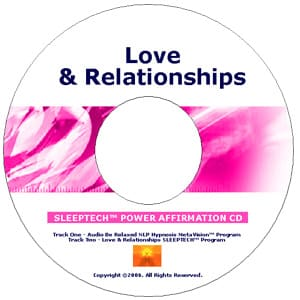 Love And Relationships Power Affirmations