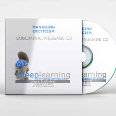 managing-criticism-cd